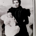 Image of Mrs. J. Bush and Lela