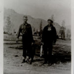 Image of H. Fritz and Farmer Bush