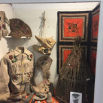 Image of First Nations display cabinet